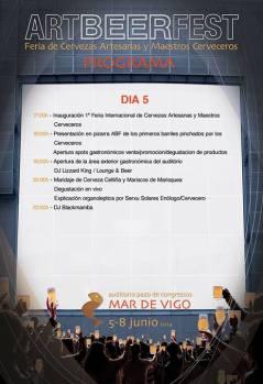 Artbeerfest Vigo 5 Junio