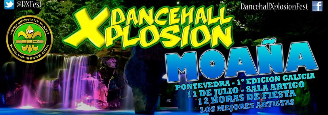 Festival Dancehall Xplosion