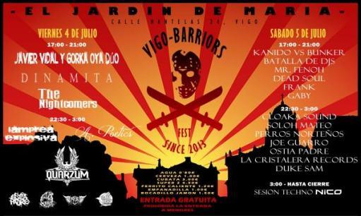 Vigo Barriors Fest