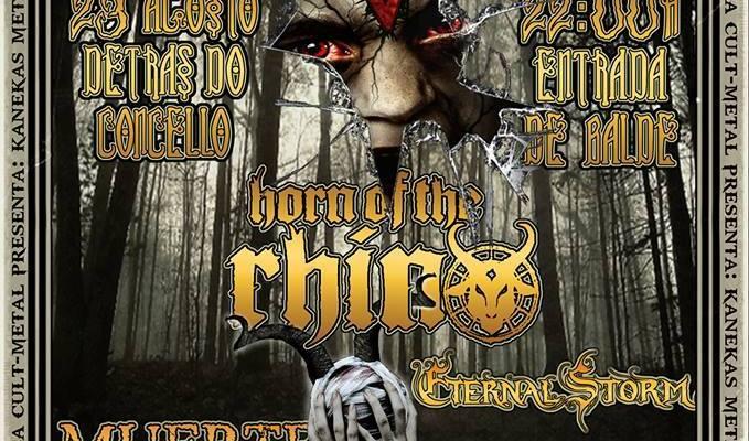 V Kanekas Metal Fest 2014