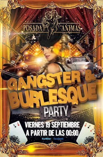 Gangster & Burlesque Party en Vigo