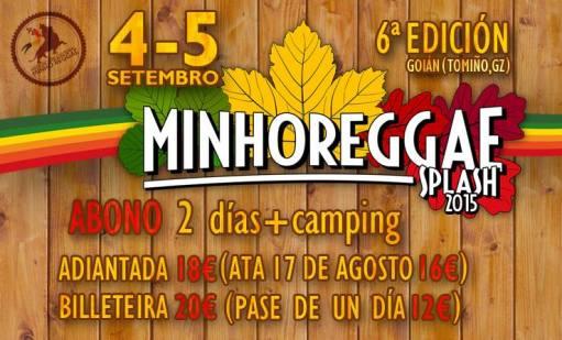 Festival Minho ReggaeSplash