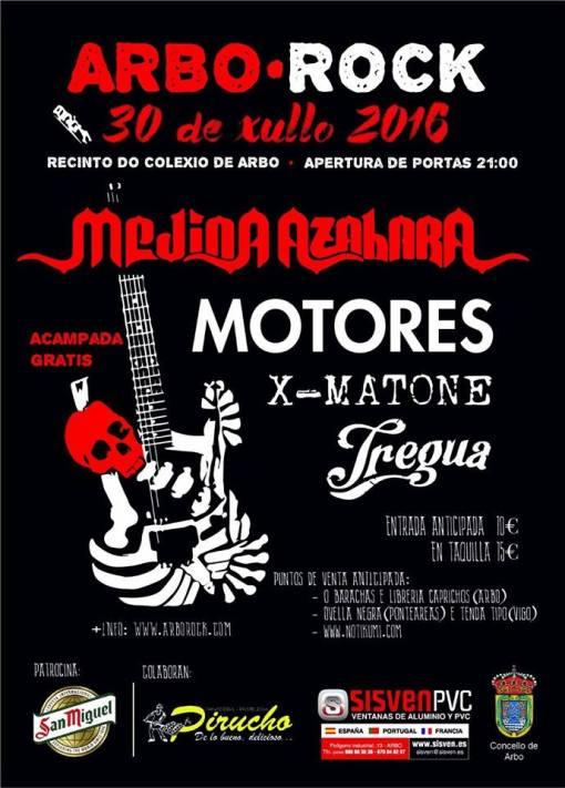 Festival Arbo Rock