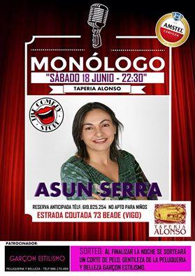 Monólogo de Asun Serra