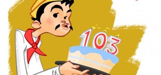 Feliz Cumpleaños Cantinflas
