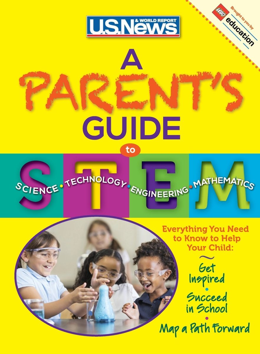 U.S. News & World Report Unveils New Book: A Parent's Guide to STEM