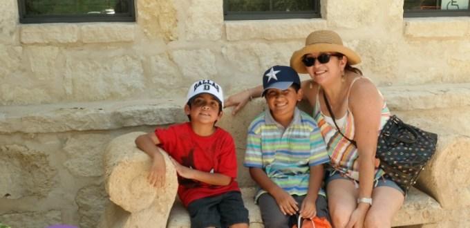 Nana and My Boys #DoinGood