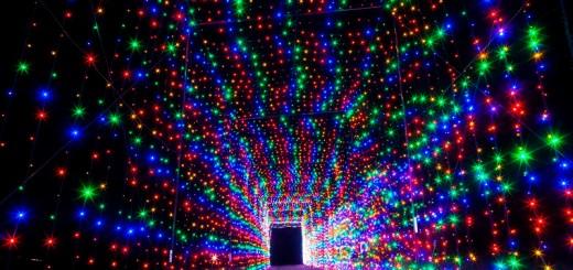 Christmas Lights Fest at Don Strange Ranch