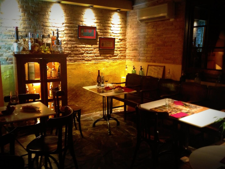 Casa lucio restaurante barcelona qu se cuece - Lucio barcelona decoracion ...