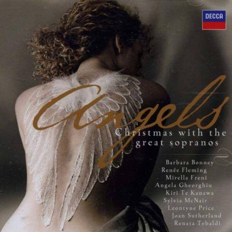 Decca 477 0337 Angels Christmas with the Great Sopranos