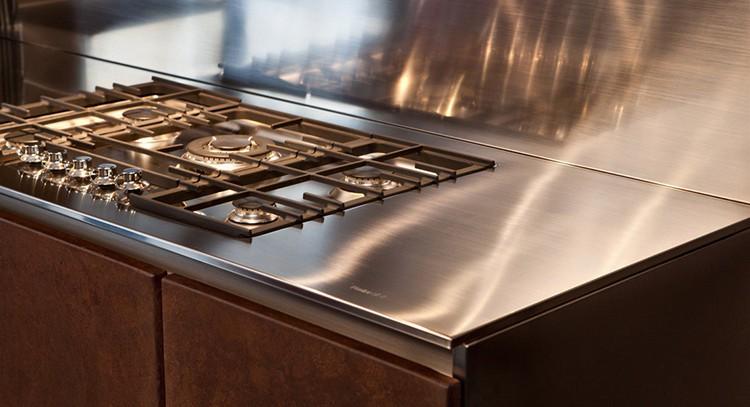 Come pulire l 39 acciaio inox questioni di arredamento for Piani casa efficienti