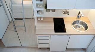 Composizione cucina ideale questioni di arredamento for Riviste arredamento cucine