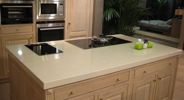 Piano lavoro cucina okite e simili questioni di arredamento - Materiali top cucine ...