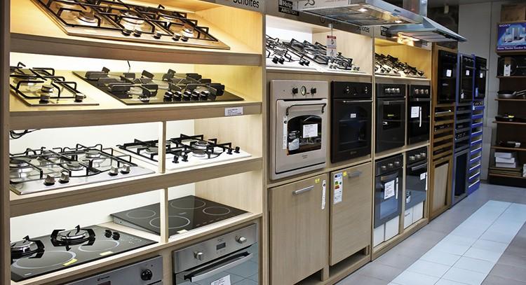 Scegliere gli elettrodomestici della cucina questioni di arredamento - Disposizione elettrodomestici cucina ...