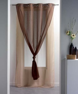 Scegliere le tende per interni questioni di arredamento for Tende doppie per interni