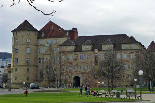 Castillo Viejo de Stuttgart, el más antiguo de la ciudad