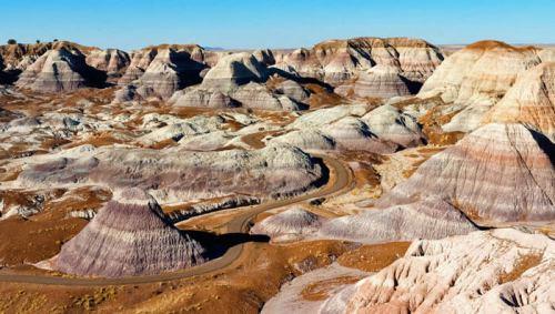 Diserto Pintado, guía para visitar uno de los parajes naturales más singulares de Arizona