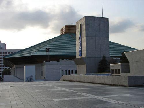 Shin Kokugikan en Ryogoku, en su interior se encuentra el Museo de Sumo