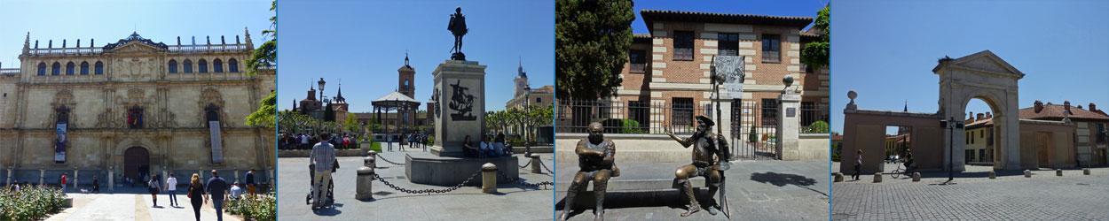 Guía turística con todo lo que hay que ver y hacer en Alcalá de Henares