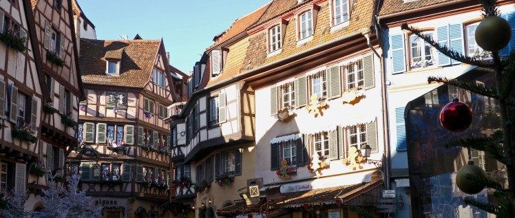 Hablar de Navidad es hablar de Colmar, sin duda no hay mejor época para descubrir todos los encantos de la ciudad francesa