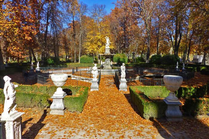 Aranjuez madrid gu a tur stica para planificar tu visita for Jardines de aranjuez horario