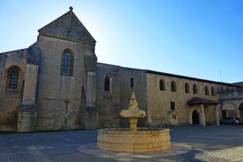 El Monasterio de las Huelgas actualmente acoge el Museo de Telas Medievales