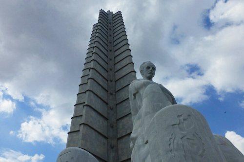 Monumento a José Martí en la Plaza de la Revolución de La Habana
