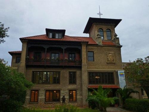 Palacio de Albaicín en Noja, también llamado Casa para Obdulia Bonifaz