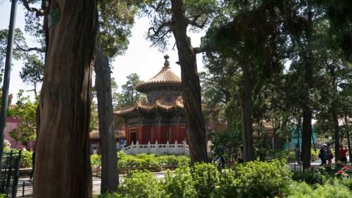 Parque Beihai, uno de los parques más visitados de Pekín