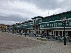 Plaza Mayor de Almagro, el lugar más emblemático de la villa