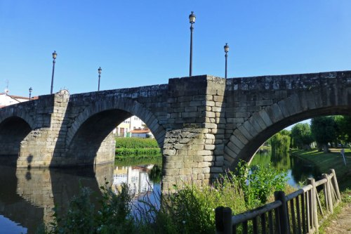 Puente Viejo de Monforte de Lemos