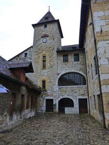 Entrada al Palacio de la Isla