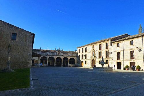 El Monasterio de Las Huelgas es el escenario principal de la festividad de El Burgillos