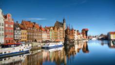 Guía con todo lo que hay que ver y hacer en Gdansk
