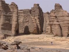 Parque Nacional Tassili n'Ajjer en Argelia