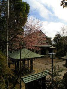 Templo Gojo-Tenjin en Ueno