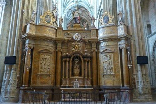 Trascoro de la Catedral de Astorga