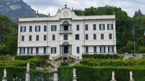 Villa Carlota en Tremezzo, una de las más famosas del Lago de Como