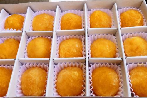 Yemas de Burgos, uno de los dulces tradicionales de la ciudad