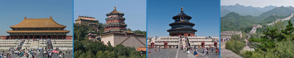Guía turística con toda la información necesaria para visitar Pekín