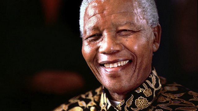 Nelson Mandela a model for tolerance.