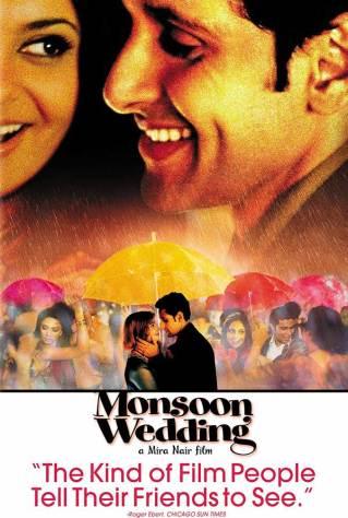 6 - Monsoon Wedding - Mira Nair (2001)