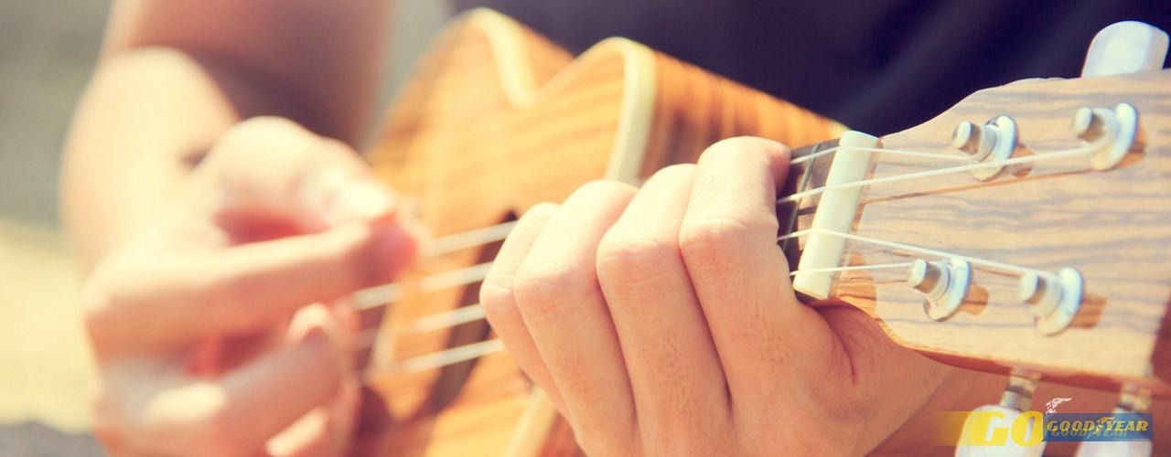 Abra o coração ao sol e deixe a música entrar!