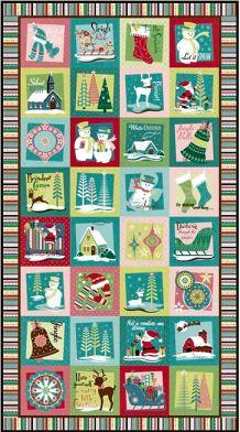 Christmas Panel