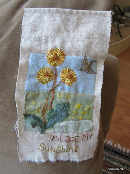 fave prayer flag sunshine