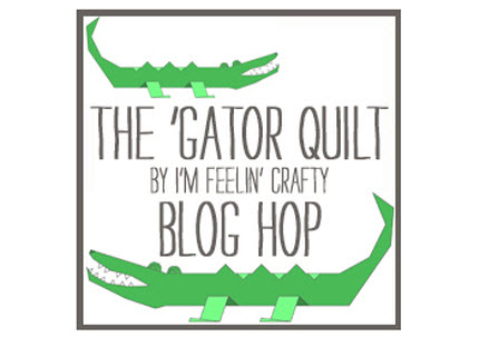 The 'Gator Quilt Blog Hop