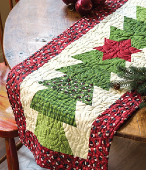 10 Quilts Inspired By The Christmas Tree Quilting