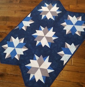 Angela Waters Stand with Nate auction quilt
