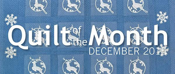 Quilt of the Month December