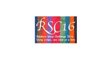 Column Along 2016 Rainbow Scrap Challenge